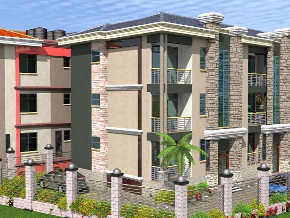 NEW APARTMENT BLOCK FOR SALE IN NAJJERA – Spectrum Real ...